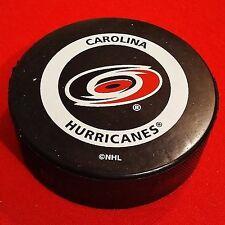 Carolina Hurricanes - Official Game Puck - NHL - Gary Bettman Printed Signature