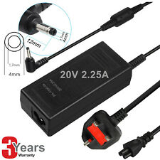 For Lenovo IdeaPad 320s-14IKB 310-15ISK Laptop AC Adapter Charger Power Cable