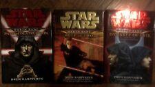(Star Wars) Darth Bane Trilogy Bk. 1, 2, 3 HB