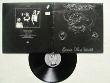 "LP 33T DISCHARGE ""Grave New World"" CLAY RECORDS CLAY LP19 UK §"