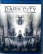 Dark City (Blu-ray Disc, 2008, Director's Cut) -NIS..
