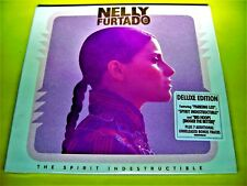 NELLY FURTADO - THE SPIRIT INDESTRUCTIBLE | DELUXE EDITION | OVP | 111austria