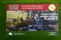 Plastic Soldier Company WW2 GERMAN PANZER 38(t) and Marder Variants 1/72 scale