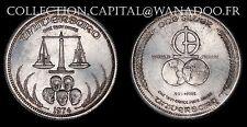 One Troy Ounce 1974 UNIVERSARO 1 OZ Monnaie Lingot Argent/Silver 999/oo