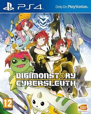 Digimon Story: Cyber Sleuth (Sony PlayStation 4, 2016)