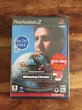PlayStation 2 Winning Eleven 7/Jap/new/neuf Blister