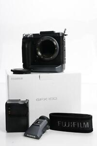 Fuji Fujifilm GFX 100 Medium Format 102MP Mirrorless Camera Body #165