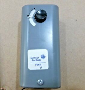 Johnson Controls A28AA-36 Temperature Control, Two Stage, 2 SPDT Switch Action