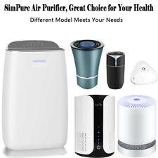 Portable Air Purifier LED Humidifier O3 Ozone Generator Diffuser Ionizer Cleaner