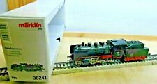 Märklin 3003 H0 Ténder - Locomotora 24 058 De DB En Caja Orig. 36241