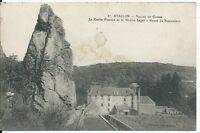 CPA 89 - AVALLON - Vallée du Cousin - La roche Pointue et le Moulin Leger