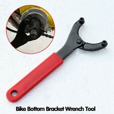 Bike Bottom Bracket Wrench Bicycle Repair Tool Crank Set Lock Ring Spanner DE