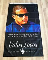 Blood In Blood Out Miklo 3ftx5ft flag banner Vatos Locos La Onda limited edition