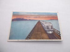 1947 SOUTHERN PACIFIC CITY OF SAN FRANCISO POSTCARD FOR UTAH CENTENNIAL