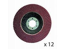 115mm 40 grit Flap Discs (12 pack)