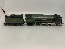 Wrenn OO Gauge W2238 4-6-2 Clanline BR Green Boxed