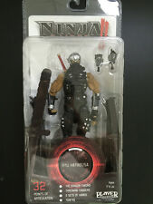"Neca Ninja Gaiden 2 Ryu Hayabusa Player Select Action Figure New in Box 7"" 18cm"
