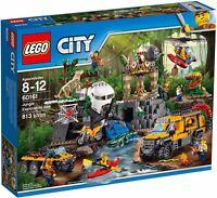 LEGO CITY 60161 SITO DI ESPLORAZIONE NELLA GIUNGLA NUOVO NEW