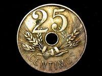 25 céntimos 1927 Alfonso XIII  (B4)