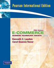 E-Commerce 2009: Business, Technology, Society: International Version by...