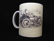 David Brown 2D tractor plough mug