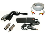 DSC-Mic package, CCTV Tiny Audio Pick up device Spy Microphone, 25""