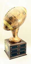 FANTASY FOOTBALL TROPHY 12 YEAR PERPETUAL - FREE ENGRAVING!!! SHIPS IN 1 DAY!!
