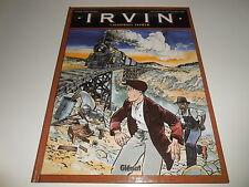 EO IRVIN/ CALIFORNIA ZEPHYR/ TBE