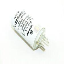 CAGE FAN - PLASTIC ROUND RUN CAPACITOR 3µF / 3UF 400-500V 4 TERMINALS