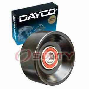 Dayco Drive Belt Idler Pulley for 1999-2003 Ford F-250 Super Duty 5.4L 6.8L sk