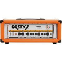 Orange Amplifiers Crush Pro CR120H 120W Guitar Amp Head Orange