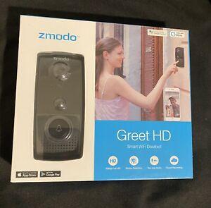 Zmodo Greet HD Smart Door Bell ZH-CJBGV Alexa, Google Assistant