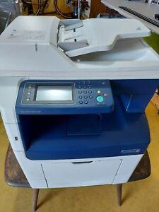 Fuji Xerox M455df 4-in-1 B&W Laser Multifunction Printer+Duplexer 45PPM RRP$1925
