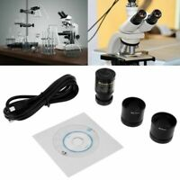 CMOS HD 2.0MP USB Electronic Eyepiece Microscope Camera Mounting Size 23.2mm