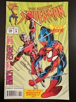The AMAZING SPIDER-MAN #396 (1994 MARVEL Comics) ~ VF Book (bgp)
