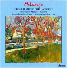 French Music For Bassoon (CD, Feb-1995, Summit Records)