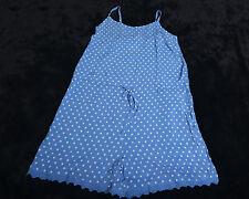 NWT NEW LEVI'S Club Wear Womens JUMPER SHORTS Size Small S BlueStars