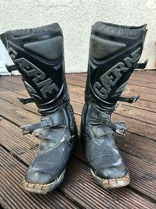 Gaerne motocross boots UK9.5 Eu44 used