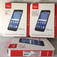 Prepaid  New Samsung Galaxy J3 SM-J320VPP - 8GB - Black (Verizon) Smartphone