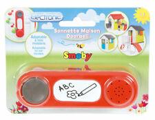 Smoby Elektronische Türklingel für Smoby Spielhaus Klingel Zubehör Gong