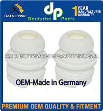 BMW E46 E85 E86 Bump Stop For Front Strut LH + RH 31331094751 Made Germany Set 2