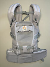 Ergobaby Adapt Cool Air - Pearl Grey