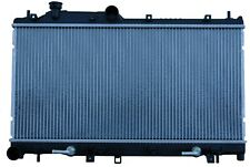 Subaru Forester S3 2.5L New Radiator 3/2008-2012 Auto bent auto pipes