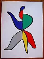 Alexander Calder, Original Lithograph.....Derriere Le Miroir..Maeght ..1963