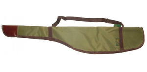 Bisley 54in Rifle Green Canvas Cover Rifle bag Rifle slip long