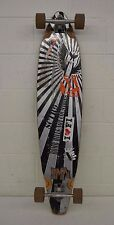 "Sector 9 Bomb Hills Not Countries 45"" Longboard COMPLETE Satisfaction Guaranteed"