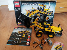 LEGO TECHNIC 2 in 1 Front Loader 8265 & Power Functions 8293 100% Complete VGC