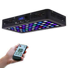VIPARSPECTRA Timer Control 165W LED Aquarium Light Full Spectrum Reef Coral Tank