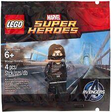 Lego Super Heroes Winter Soldier 5002943 BNIP