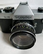 ROLLEIFLEX SL35 WITH  Schneider 1.8 /50 LENS